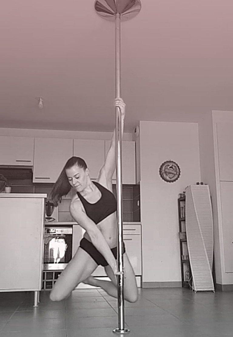 Carousel pole dance